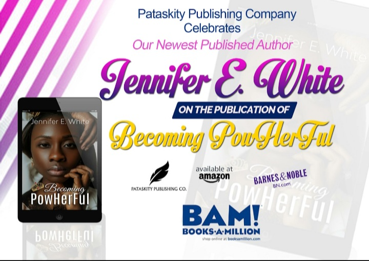 Pataskity Celebrates New Author Jennifer E. White