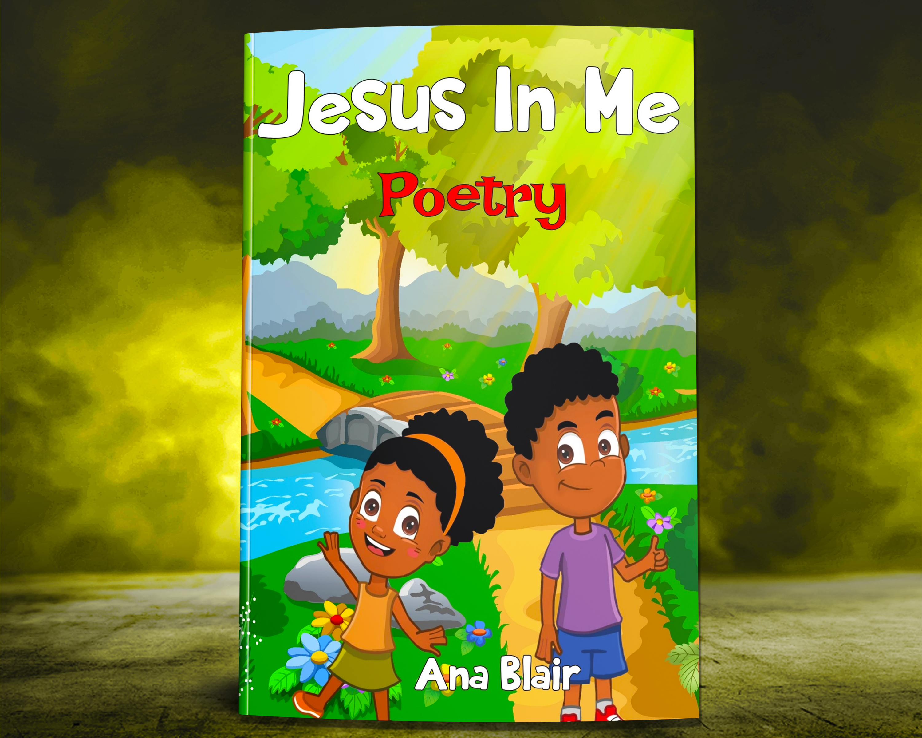 Jesus In Me Poetry