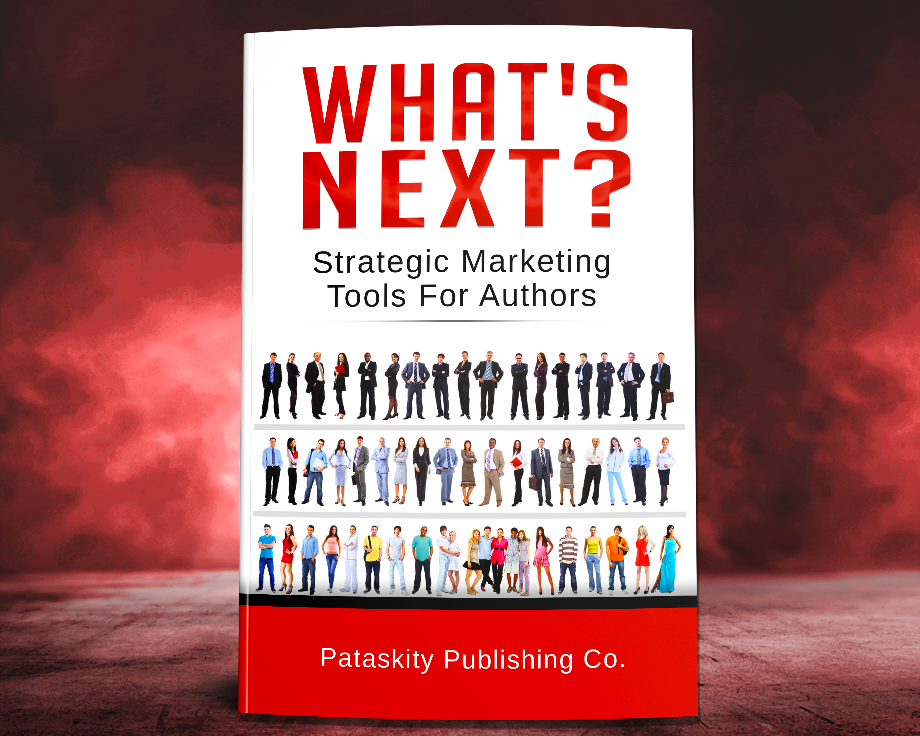What's Next? Strategic Marketing Tips For Authors